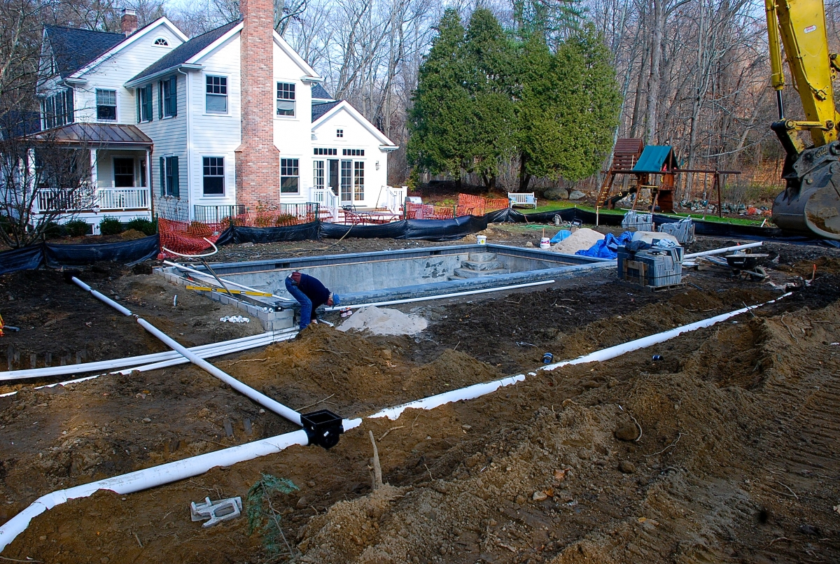 Drainage Systems Surfside Pools