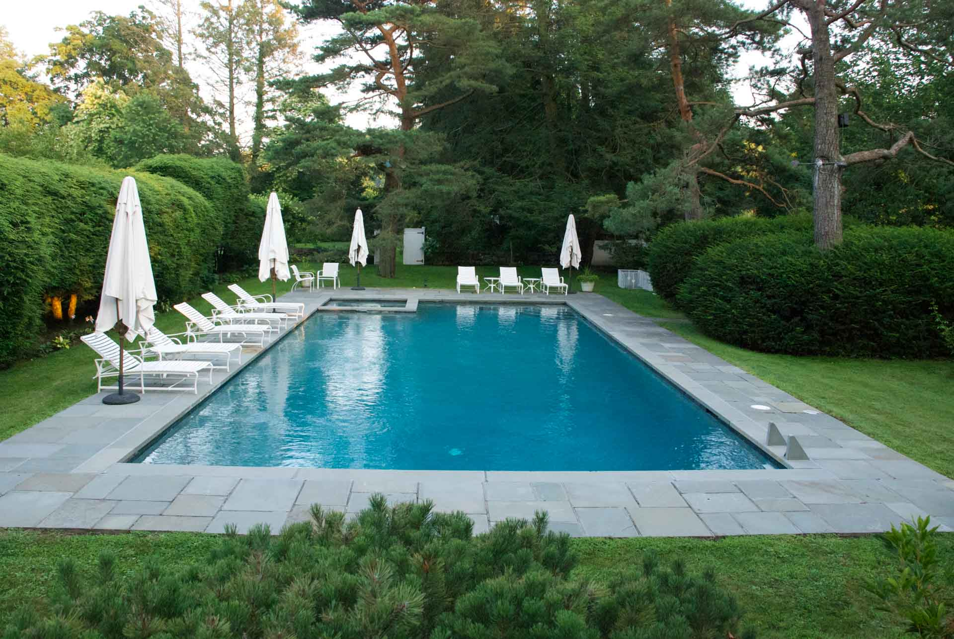 rectangular pools surfside pools - Rectangle Pool